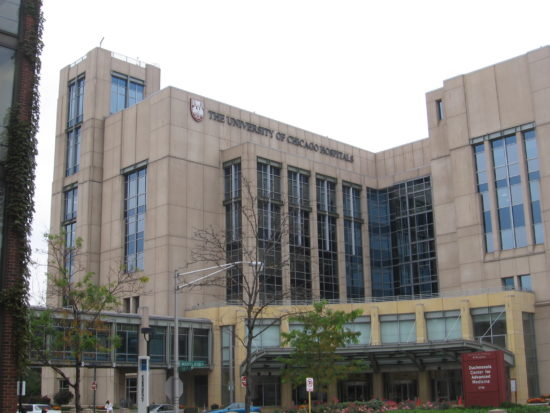 University of Chicago Medical Center.